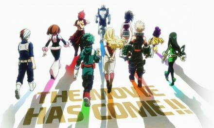 My Hero Academia Movie Gets Title, Key Visual