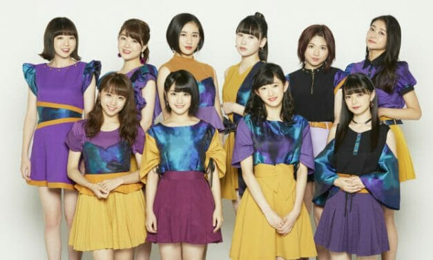 Idol Group ANGERME to Perform in Paris, France on 6/3/2018