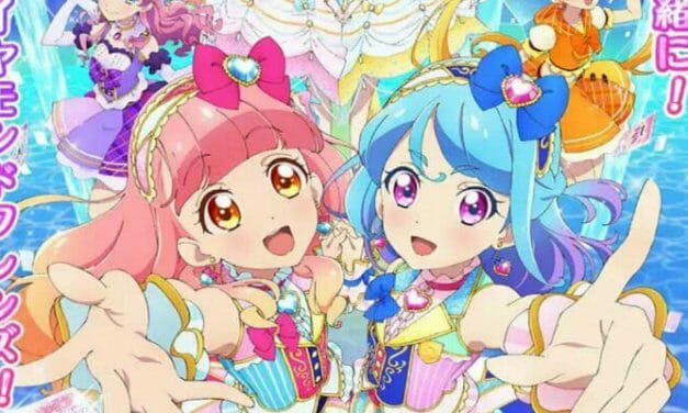 First Aikatsu Friends! Game & Anime Trailers Hit the Web