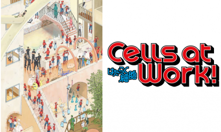 """Cells at Work!"" Manga Gets Anime TV Series; Aniplex of America Opens English Site"