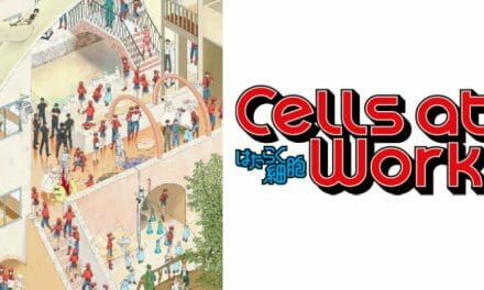 Cells At Work! Gets 2 New TV Spots