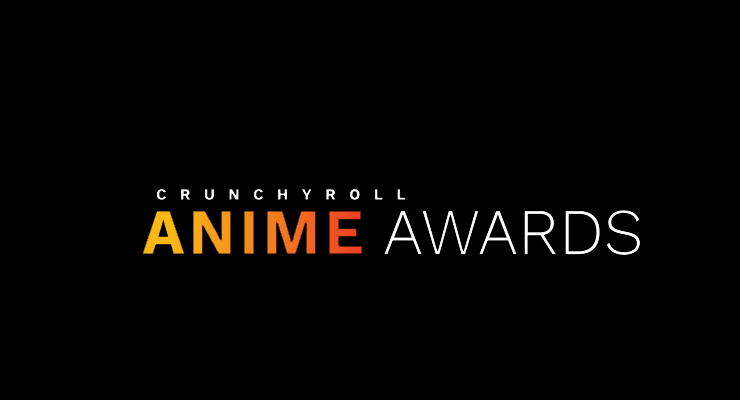 Crunchyroll's 2020 Anime Awards To Be Held on 2/15/2020