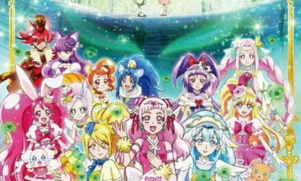 """Eiga Precure Super Stars!"" Anime Movie Unveiled; Key Visual Released"