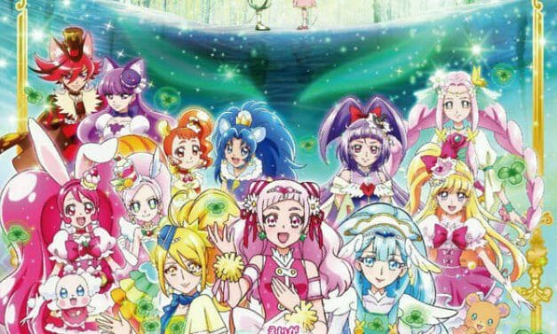 Star ☆ Twinkle Precure Announced For Spring 2019 Broadcast Season