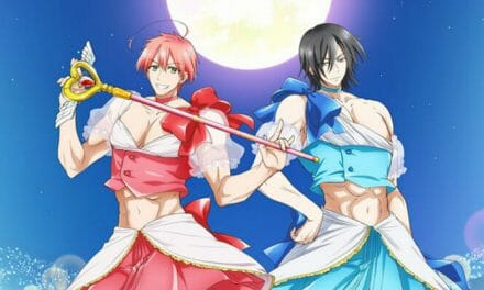 "Crunchyroll Streams Subbed ""Magical Girl Ore"" Trailer"