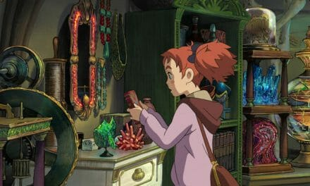 Mary and the Witch's Flower's Dub Hits Netflix (USA)