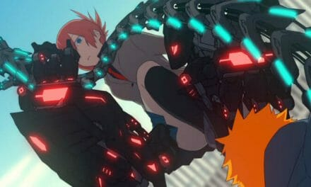 """Mecha-Ude"" Kickstarter Streams Preview for Closing Theme ""Alone"""