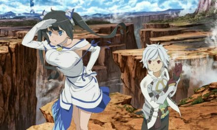 DanMachi Anime Gets Third Season & OVA in 2020