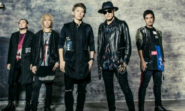 J-Rock Group FLOW to Host Latin American Tour in July 2018