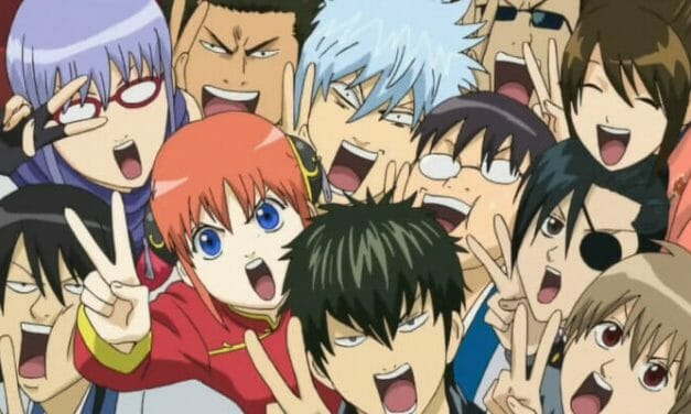 Nerdy Talk Episode 44: The One Where We Talk About Gintama