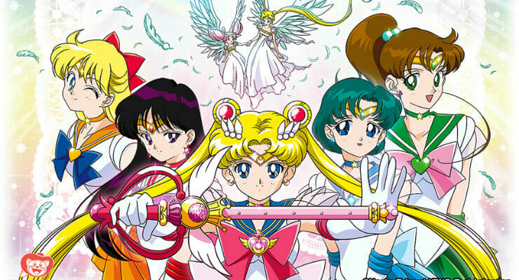 "Anime Boston 2018 Hosts ""Sailor Moon SuperS Moonlight Masquerade"""