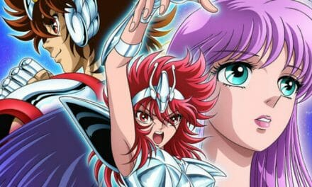 Saint Seiya: Saintia Shō Gets New Key Visual & Main Cast