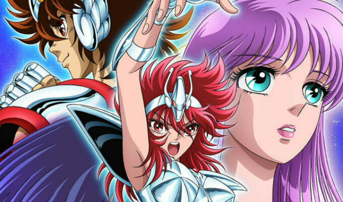 Saint Seiya: Saintia Sho Gets Main Staffers; New Cast & Key Visual Also