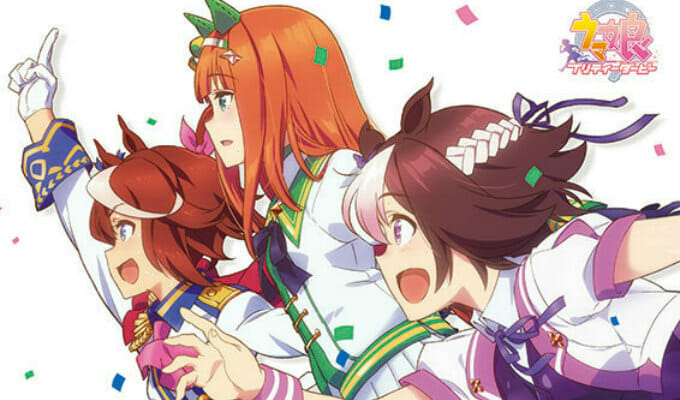 Uma Musume Spinoff Manga, Umayon, Gets Anime Adaptation