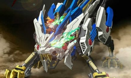 Zoids Wild Gets New Trailer, Casts Ami Koshimizu