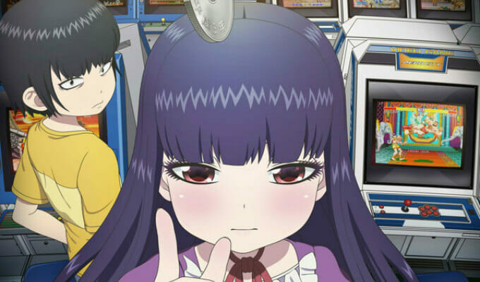 Hi Score Girl Anime Gets A New TV Spot