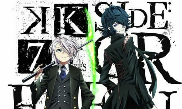 K: Seven Stories Parts 4 & 5 Get Key Visuals; New Cast Revealed