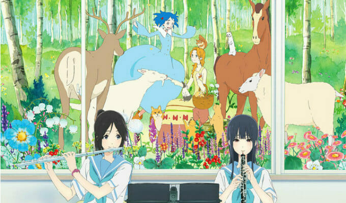 Anime Expo to Host US Premiere for Liz and the Blue Bird
