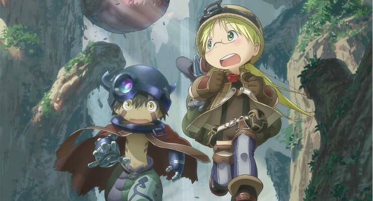 Made In Abyss: Wandering Twilight Gets US Theatrical Run Starting 5/27/2019