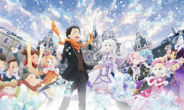 Re:Zero: Hyōketsu no Kizuna OVA Gets New Visual