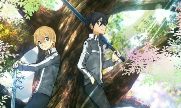 "English-Subbed ""Sword Art Online -Alicization-"" Trailer Hits the Web"