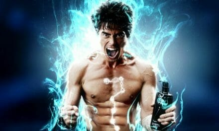Randomness: Fist of the North Star's Kenshiro Sells Body Wash In New TV Spot