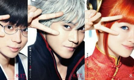 Gintama 2 Live-Action Movie Adds 2 New Cast Members, Elizabeth Also