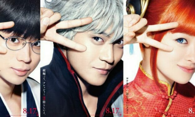 Live Action Gintama 2 Movie Gets New Film Stills