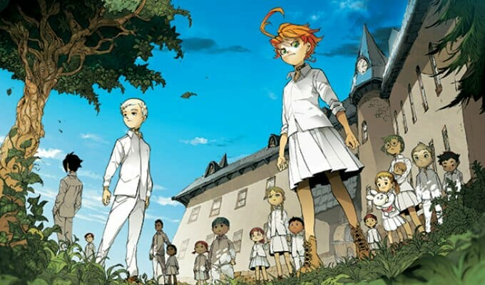 The Promised Neverland Gets Anime Adaptation