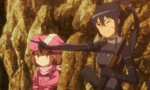 The Herald Anime Club Meeting 61: Sword Art Online Alternative Gun Gale Online Episodes 2 & 3