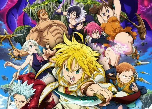 The Seven Deadly Sins Movie Posts Full Trailer