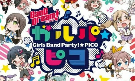 BanG Dream! Girls Band Party Pico! Anime In the Works for Summer 2018