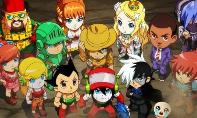 "Astro Boy & Black Jack Star in ""Crystal Crisis"" Switch Game"