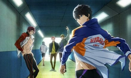 """Free! Dive to the Future"" Anime Gets New Visual, Cast, & Theme Song Details"