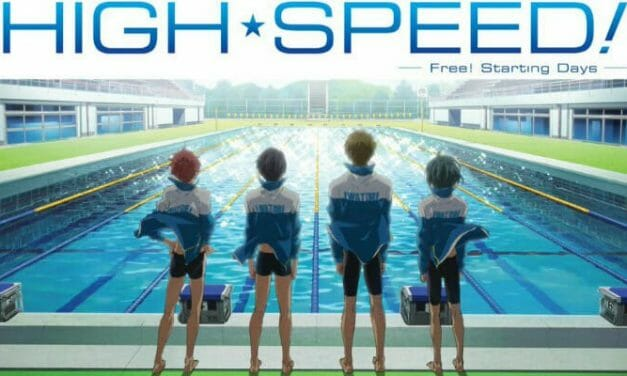 "Christopher Llewyn Ramirez, Lee George Join ""High Speed! -Free! Starting Days-"" Dub Cast"