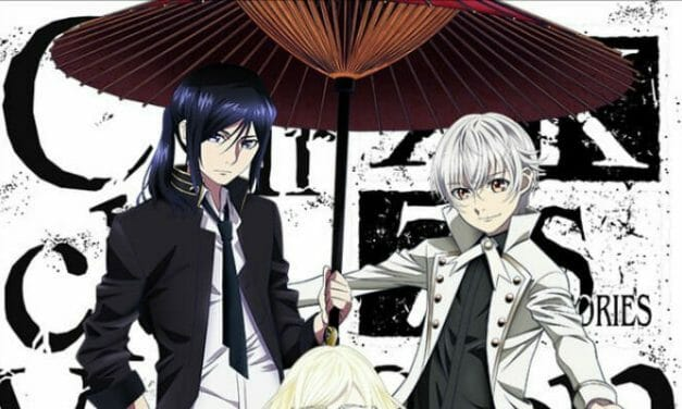 """K: Seven Stories"" Part 6 Gets Main Cast & Visuals"