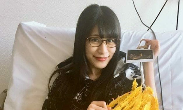 """Kamen Joshi"" Idol Group Member Tomoka Igari Paralyzed After Accident"