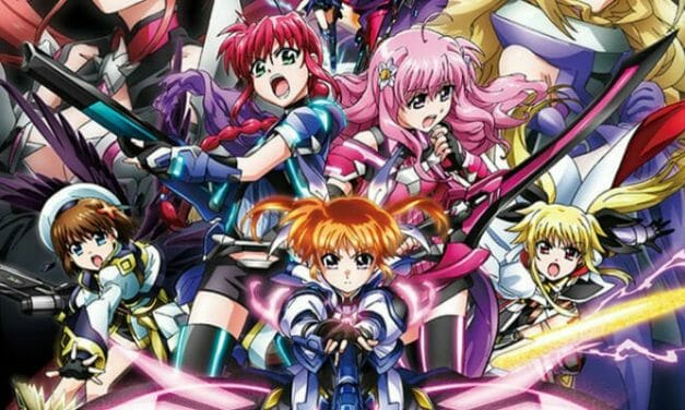 """Magical Girl Lyrical Nanoha Detonation"" Gets New Key Visual & Character Designs"