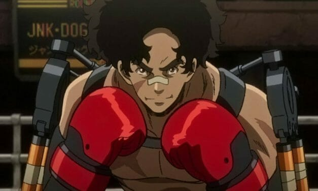 Megalobox To Air on Toonami Starting 12/8/2018