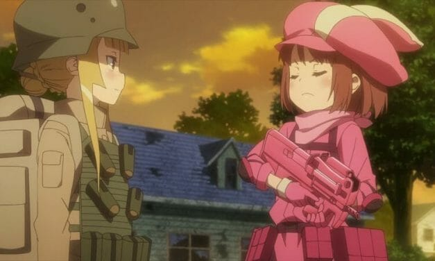 The Herald Anime Club Meeting 66: Sword Art Online Alternative Gun Gale Online Episode 8