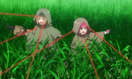 The Herald Anime Club Meeting 67: Sword Art Online Alternative Gun Gale Online Episode 9