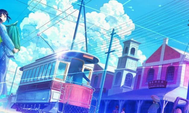 "Kyoto Animation Producing Anime Adaptation of ""20th Century Electric Catalog"" Novel"