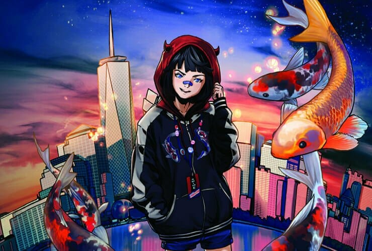 "ReedPOP and SPJA Partner to Launch ""Anime Fest @ NYCC x Anime Expo"" Convention"