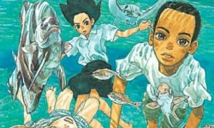 "GKIDS Licenses ""Children of the Sea"" Film"