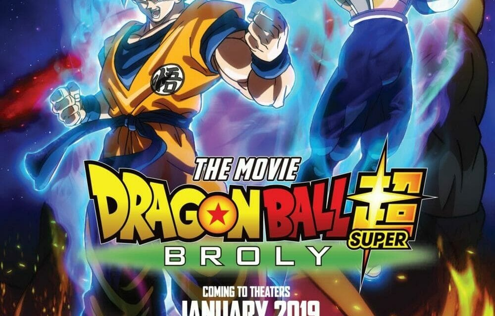 "Funimation Adds 'Dragon Ball Super: Broly"" Movie Theatrical Rights"