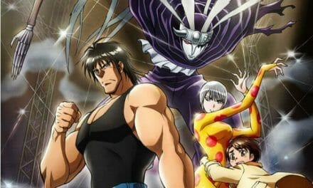 Karakuri Circus Gets New Key Visual Ahead of 10/11/2018 Premiere
