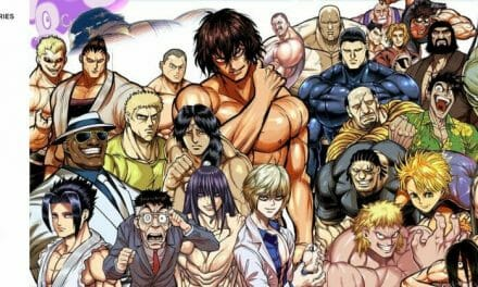 Kengan Ashura Anime Gets New Visual & 4 Cast Members