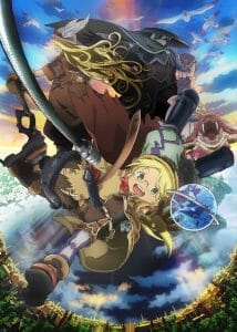 Made In Abyss Compilation Movie Visual