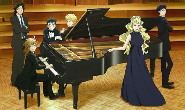 The Piano Forest Gets Second Cour in January 2019