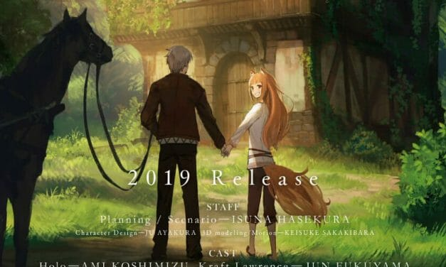 Spice and Wolf VR's Holo Model Unveiled